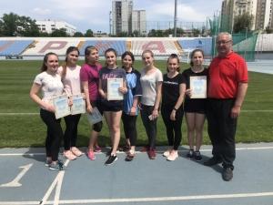 Обласні змагання з легкої атлетики серед закладів вищої освіти І-ІІ р.а.