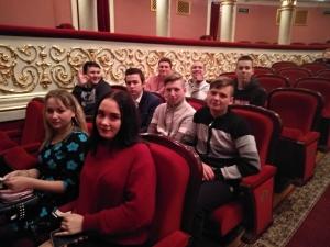Відвідування театру