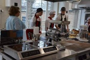 Презентація модернізованої кухні-лабораторії