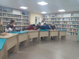 В бібліотеці Чижевського